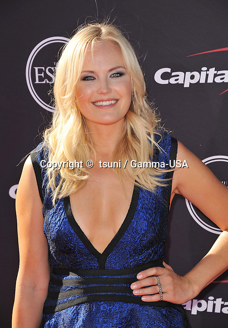 Malin Akerman at the ESPY 2013 Awards at the Nokia Theatre In Los Angeles.