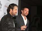10-20-10 Jackman - Gerard Butler - Grey- Global Poverty Project