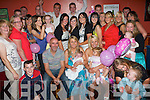 0040-0048..Celebrations - Audrey Fortune from Ardfert celebrating the Christening of her daughter Ella with family and friends in The Brogue Inn on Sunday afternoon......................   Copyright Kerry's Eye 2008