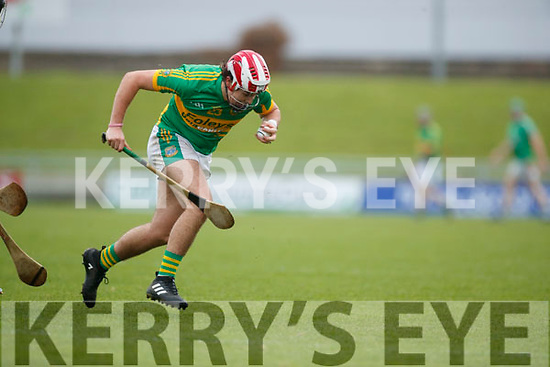 Ballyduff in action against Jeremy McKenna Lixnaw in the Senior County Hurling Final in Austin Stack Park on Sunday