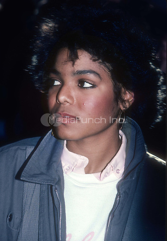 Janet Jackson 1978<br /> Photo By John Barrett/PHOTOlink/MediaPunch