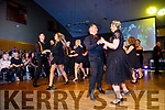 opening number  at the Ballyheigue GAA Club  Strictly Come Dancing at Ballyroe Heights Hotel  on Saturday