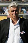 Hoffenheim 07.05.2008, Uwe Rapolder (Trainer TuS Koblenz)  in der 2.Bundesliga 2007/2008 TSG 1899 Hoffenheim - TuS Koblenz<br /> <br /> Foto © Rhein-Neckar-Picture *** Foto ist honorarpflichtig! *** Auf Anfrage in höherer Qualität/Auflösung. Belegexemplar erbeten.