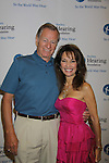 All My Children Susan Lucci & husband Helmut attends the Starkey Hearing Foundation event on June 18, 2011 at the Las Vegas Hilton, Las Vegas, Nevada. (Photo by Sue Coflin/Max Photos)