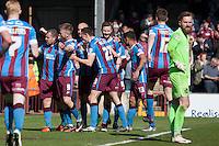 Scunthorpe United vs Port Vale 30-04-16