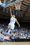 02 March 2014: North Carolina's Latifah Coleman. The University of North Carolina Tar Heels played the Duke University Blue Devils in an NCAA Division I women's basketball game at Carmichael Arena in Chapel Hill, North Carolina. UNC won the game 64-60.