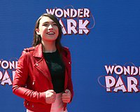 LOS ANGELES - MAR 10:  Brianna Denski at the Wonder Park Premiere at the Village Theater on March 10, 2019 in Westwood, CA