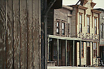 EAVES RANCH-A WESTERN MOVIE SET-STREET SCENE