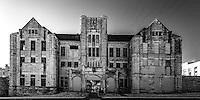 Missouri State Penitentiary Infrared Photos