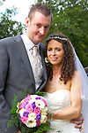 Sharon Coughlan, Clare daughter of Edmond and Mary, and Jerry Curtin, Tralee son of Joan and the late Jerry, who were married in St Johns church on Saturday, Fr Finucane officiated at the ceremony, best man was Kenneth O'Connor, groomsman was Brian Enright, bridesmaids were Marie Kenny and Danielle Curtin, page boy was Robert Curtin, flowergirl was Sally Dolphin, the reception was held in the Killarney Heights Hotel