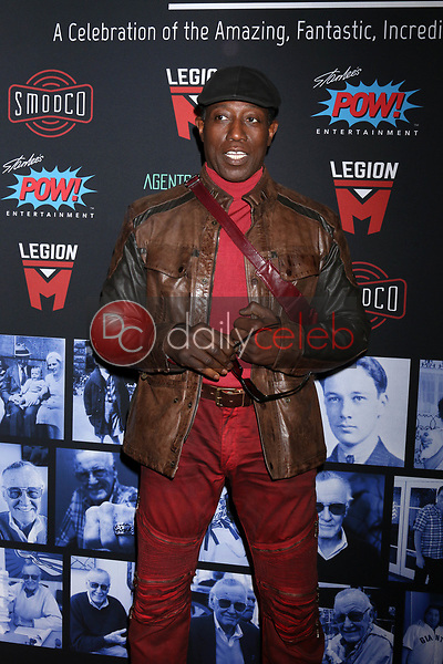 """Wesley Snipes<br /> at """"Excelsior! A Celebration of the Amazing, Fantastic, Incredible & Uncanny Life of Stan Lee,"""" TCL Chinese Theater, Hollywood, CA 01-30-19<br /> David Edwards/DailyCeleb.com 818-249-4998"""