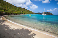 Leinster Bay, Virgin Islands National Park<br />