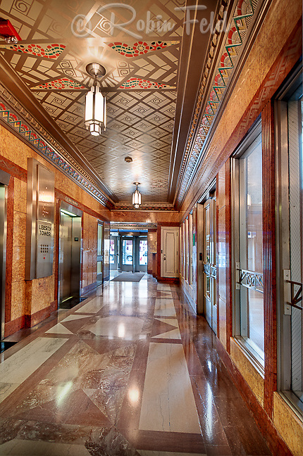 Liberty Bank Building Dayton Ohio interior photo