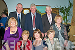 McCarthy Family Party: Brothers & sisters  of the McCarthy family, Tanavalla, Listowel, attending a family party at the Listowel Arms Hotel on Saturday night last. Front, Bridie Piper, Nora Scollan, Angela Guerin, Margaret Kelly & Catherin Ginivan. Back: John, Pa & Paul McCarthy.
