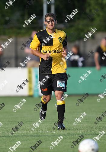2009-07-18 / voetbal / seizoen 2009-2010 / Lierse SK / Bruno Camacho..Foto: Maarten Straetemans (SMB)
