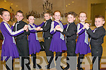 Sult Na nOg Set Dancing Competition: Taking part in the Kerry Comholtas Sult Na nOg set dancing competition County finals held in the Tintean Centre, Ballybunion on Sunday last were the Kilcummin CCE U/12 mixed set dancers...L - R : NiamhO'Donovan, Danny Cronin, Mary Murphy, Dylan Murphy, Shauna O' Leray, Nathan Counihan, Rachael Leane & William Brosnan.