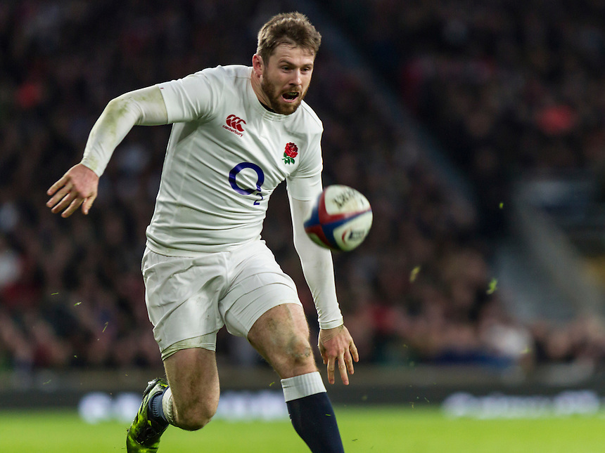 6 Nations England v France 4th February 2017