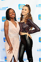 LOS ANGELES - OCT 28: Liv Simons, Makayla Phillips at The Actors Fund's 2018 Looking Ahead Awards at the Taglyan Complex on October, 2018 in Los Angeles, California