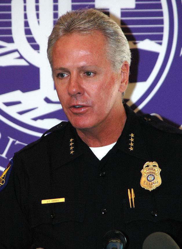 Jack Harris Chief Phoenix PD.Photo by AJ Alexander
