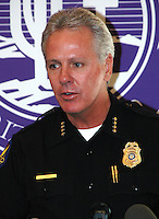 Jack Harris Chief Phoenix PD.Photo by AJ Alexander