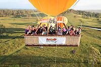 20160131 January 31 Hot Air Balloon Gold Coast
