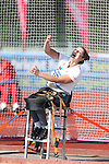 IPC European Athletics Championship 2014<br /> Swansea University<br /> 18.08.14<br /> &copy;Steve Pope-SPORTINGWALES