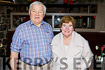 Moss and Mary Spillane enjoying their New Years Eve night out in the Brogue Inn on New Years Eve