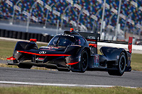 IMSA WeatherTech SportsCar Championship<br /> December Test<br /> Daytona International Speedway<br /> Daytona Beach, FL USA<br /> Wednesday, 06 December, 2017<br /> 7, Acura DPi, P, Helio Castroneves, Ricky Taylor, Graham Rahal<br /> World Copyright: Brian Cleary<br /> LAT Images