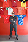 090212 Chris Coleman New Wales Football Manager - Swansea