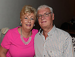 David and Lillian Bradshaw pictured at the 60's night in O'Raghallaighs. Photo:Colin Bell/pressphotos.ie