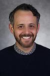 Michael Flores, Assistant Professor, School of Cinematic Arts, College of Computing and Digital Media, DePaul University, is pictured Feb. 19, 2019. (DePaul University/Jeff Carrion)