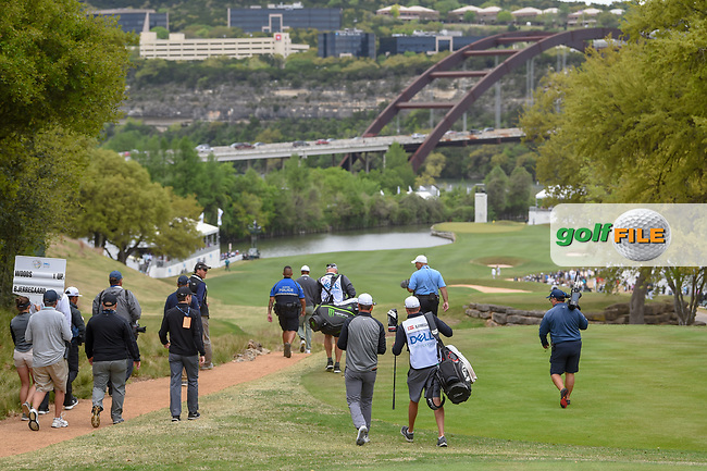 Lucas Bjerregaard (DEN) heads down 12 during day 4 of the WGC Dell Match Play, at the Austin Country Club, Austin, Texas, USA. 3/30/2019.<br /> Picture: Golffile | Ken Murray<br /> <br /> <br /> All photo usage must carry mandatory copyright credit (© Golffile | Ken Murray)