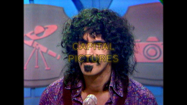 Eat That Question: Frank Zappa in His Own Words (2016) <br /> *Filmstill - Editorial Use Only*<br /> CAP/KFS<br /> Image supplied by Capital Pictures