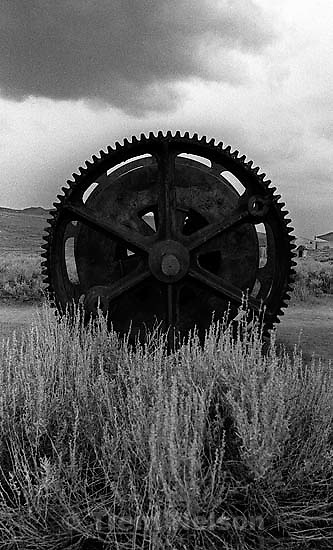 at Bodie State Historic Park, ghost town<br />