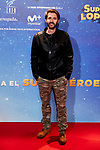 Manuel Velasco attends to Super Lopez premiere at Capitol cinema in Madrid, Spain. November 21, 2018. (ALTERPHOTOS/A. Perez Meca)