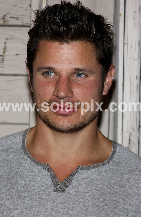 **ALL ROUND PICTURES FROM SOLARPIX.COM**.**SYNDICATION RIGHTS FOR UK, SPAIN, PORTUGAL, AUSTRALIA, S.AFRICA & DUBAI (U.A.E) ONLY**.arrivals for the  Maxim's 2008 Hot 100 Party at  Paramount Studios Lot, Hollywood, CA, USA. 21st May 2008..This pic: Nick Lachey..JOB REF: 6486 PHZ/D Gabber    DATE: 21_05_2008.**MUST CREDIT SOLARPIX.COM OR DOUBLE FEE WILL BE CHARGED* *UNDER NO CIRCUMSTANCES IS THIS IMAGE TO BE REPRODUCED FOR ANY ONLINE EDITION WITHOUT PRIOR PERMISSION*