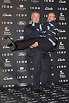 "Alec Baldwin and Santiago Segura attends the ""ICON Magazine AWARDS"" Photocall at Italian Consulate in Madrid, Spain. October 1, 2014. (ALTERPHOTOS/Carlos Dafonte)"