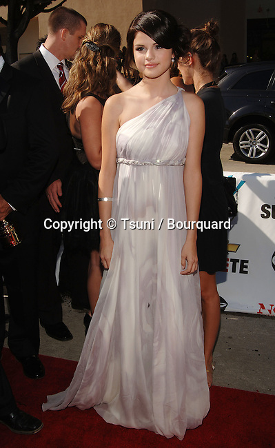 Selena Gomez - <br /> ALMA Awards at the Pasadena Civic Center Auditorium  in Los Angeles.<br /> <br /> <br /> full length