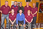 The Golden Nugget darts team who competed in the Killarney Town League final in Mustangs Sallys on Friday night were Damien McCormick, Niall Kavanagh, Maureen McCormick, John Doyle, Mike Cronin, Mike Walsh, Gary McCormick and Terence Moriarty.....................