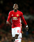 Paul Pogba of Manchester United looks dejected during the UEFA Europa League match at Old Trafford Stadium, Manchester. Picture date: September 29th, 2016. Pic Matt McNulty Sportimage
