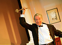 David Warner   in The Feast of Snails opens at The Lyric 18/2/02  pic Geraint Lewis
