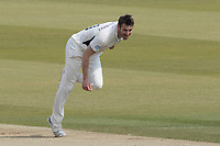 Toby Roland-Jones of Middlesex CCC in action during Middlesex CCC vs Lancashire CCC, Specsavers County Championship Division 2 Cricket at Lord's Cricket Ground on 13th April 2019
