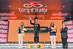 Esteban Chaves (COL) Mitchelton-Scott wins Stage 6 of the 2018 Giro d'Italia, running 169km from Caltanissetta to the Etna (Osservatorio Astrofisico), the first mountain top finish of the race finishing on the Osservatorio Astrofisico climb for the first time in race's history Sicily, Italy. 10th May 2018.<br /> Picture: LaPresse/Gian Mattia D'Alberto | Cyclefile<br /> <br /> <br /> All photos usage must carry mandatory copyright credit (&copy; Cyclefile | LaPresse/Gian Mattia D'Alberto)
