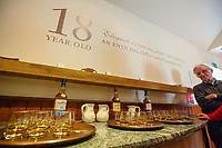 Glennliwet distillery