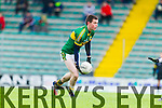 Jack Berry Kerry in action against IT Tralee in the McGrath cup at Austin Stack Park on Sunday.