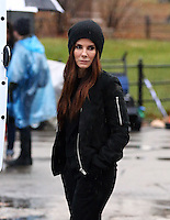 www.acepixs.com<br /> <br /> January 24 2017, New York City<br /> <br /> Sandra Bullock on the Midtown Manhattan set of the new movie 'Ocean's Eight' on January 24 2017 in New York City<br /> <br /> By Line: Zelig Shaul/ACE Pictures<br /> <br /> <br /> ACE Pictures Inc<br /> Tel: 6467670430<br /> Email: info@acepixs.com<br /> www.acepixs.com