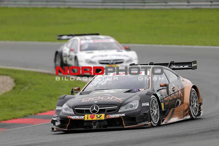 DTM 2015, 07.Lauf Oschersleben, 11.09. - 13.09.15 <br /> Pascal Wehrlein (DEU#94) gooix/Original-Teile Mercedes-AMG C-Coup&eacute;<br /> <br /> <br /> <br /> <br /> <br /> Foto &copy; nordphoto /  Bratic