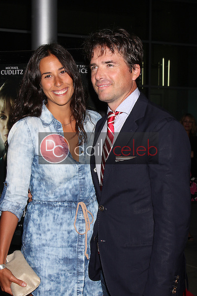 Matthew Settle<br /> at the &quot;Dark Tourist&quot; Los Angeles Premiere, Arclight, Hollywood, CA 08-14-13<br /> David Edwards/DailyCeleb.Com 818-249-4998