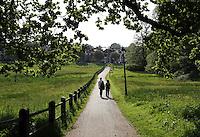 Sonsbeek Park at Arnhem in Netherlands
