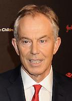 NEW YORK CITY, NY, USA - NOVEMBER 19: Tony Blair arrives at the 2nd Annual Save the Children Illumination Gala held at the Plaza Hotel on November 19, 2014 in New York City, New York, United States. (Photo by Celebrity Monitor)